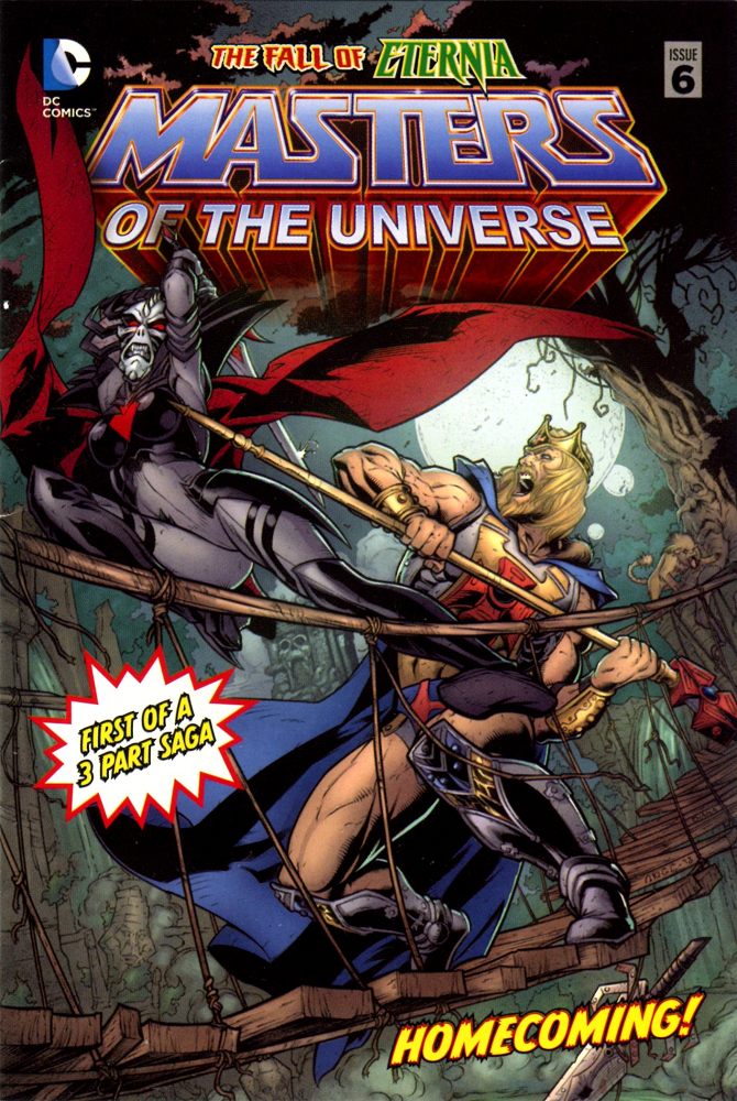 New Country Mini >> He-Man.org > Publishing > Comics > Masters Of The Universe ...