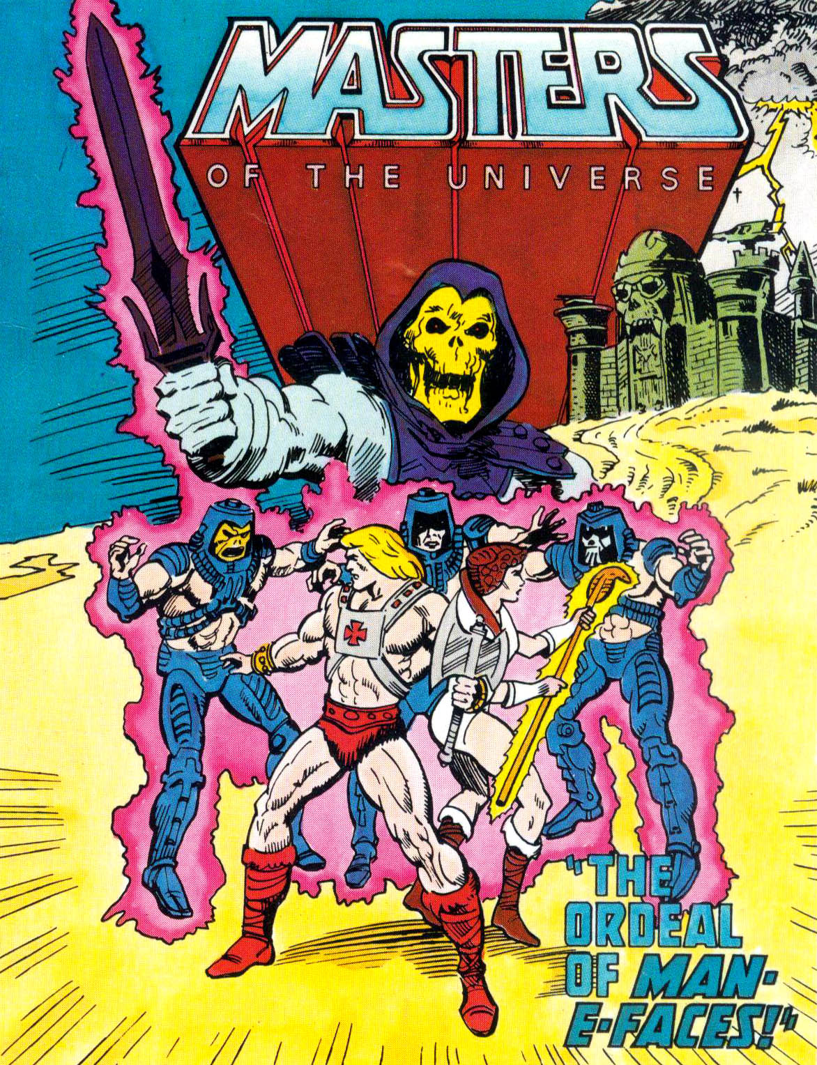 He Man Org Gt Publishing Gt Comics Gt Masters Of The Universe