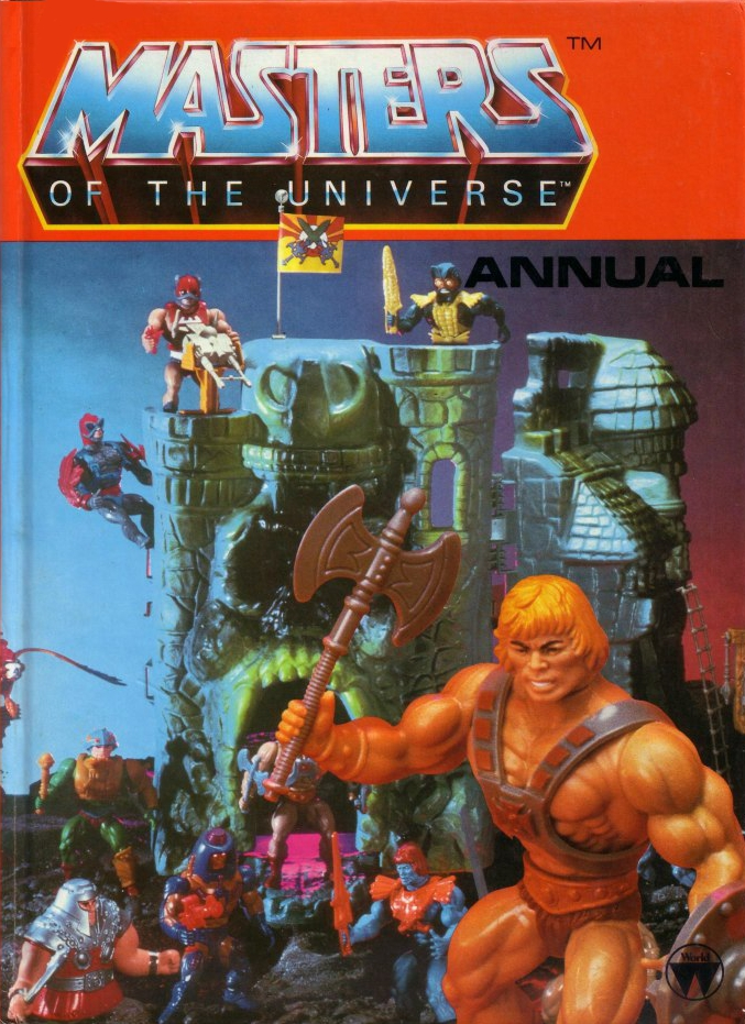 He Man Org Gt Publishing Gt Books Gt Uk World Annuals 1984