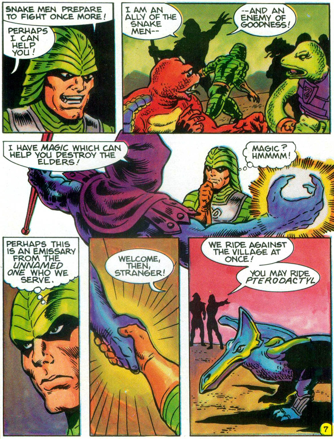 He-Man.org > Publishing > Comics > Masters Of The Universe ...