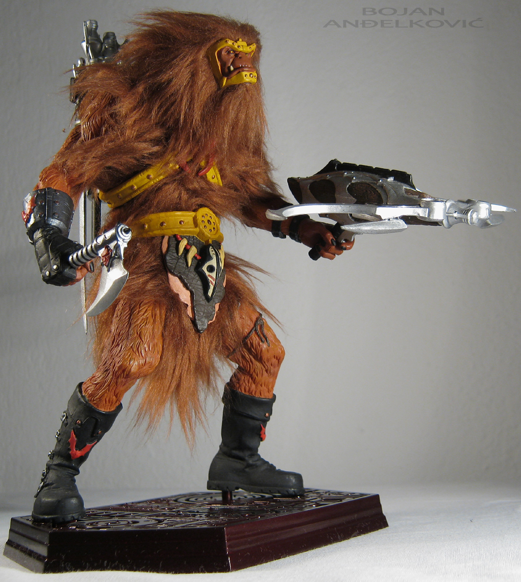 He Man Org Gt Bust And Statues Gt Mini Statues Gt Grizzlor