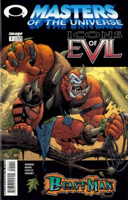 Icons of Evil: Beast Man