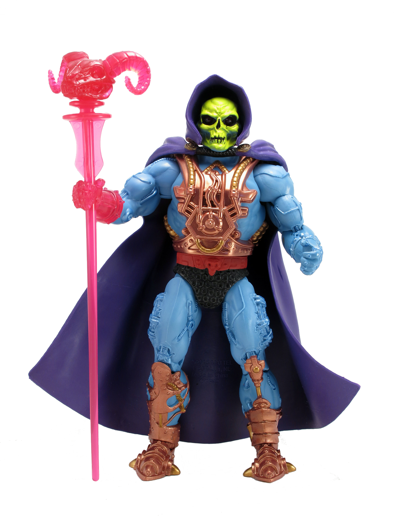 Mattel Toys Masters Of the Universe Classics 2015 Laser Power He-man and