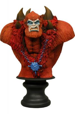 Beast Man micro bust (promotional picture)