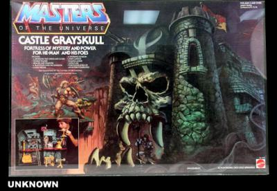 He-Man.org > Toys > Masters of the Universe - The Original
