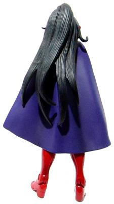 Back View With the Cape
