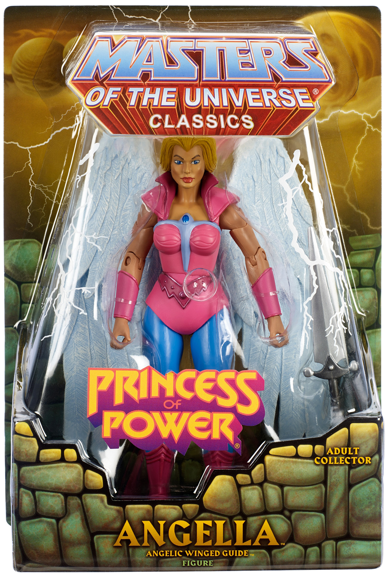 Masters Of The Universe Toys : He man gt toys masters of the universe classics angella
