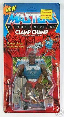 Clamp Champ MOC - Front View