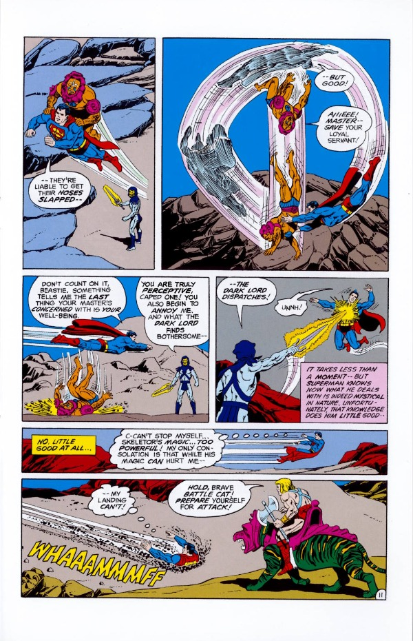 skeletor and the evil warriors VS the x men | Spacebattles ...