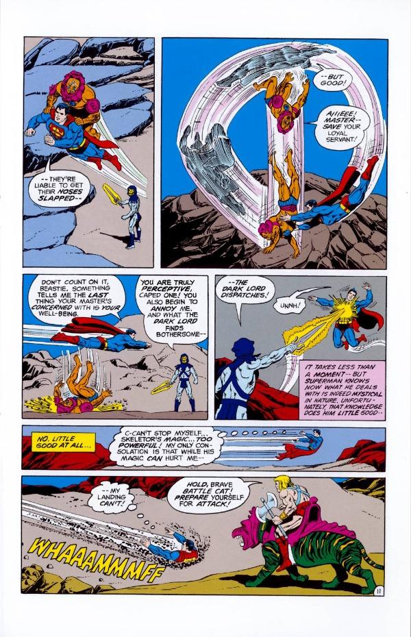 He-Man.org > Publishing > Comics > DC Comics - Crossover ...