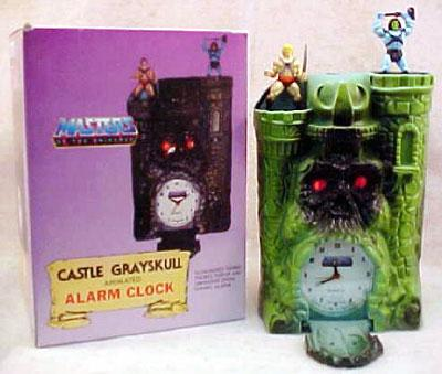Castle Grayskull Clock