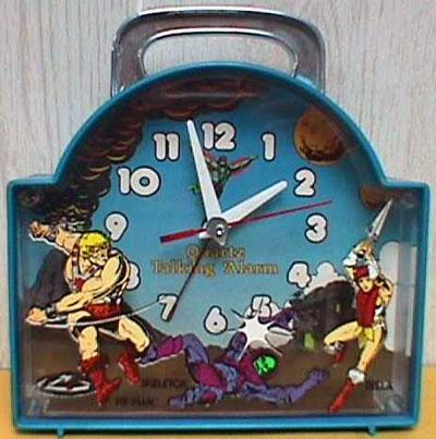 He Man Org Gt Merchandising Gt Clocks And Watches Gt Quartz