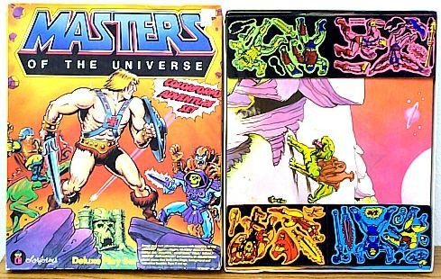 He Man Org Gt Merchandising Gt Activities Gt Colorforms