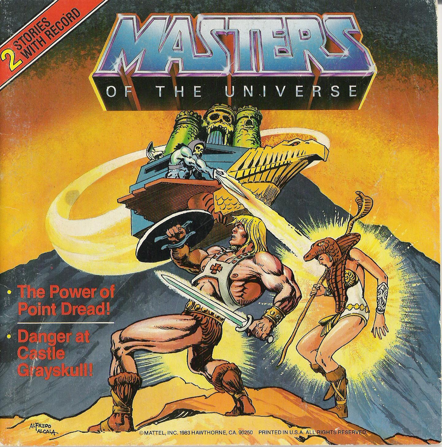 he toys masters of the universe the original