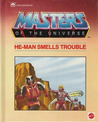 He-Man Smells Trouble