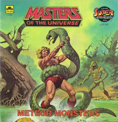 Meteor Monsters