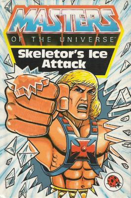 Skeletor's Ice Attack