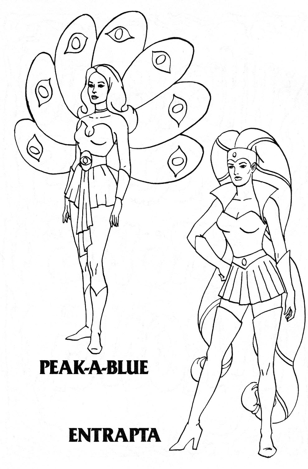 Free Coloring Pages Of He Man And The Masters Of The Universe He Coloring Pages