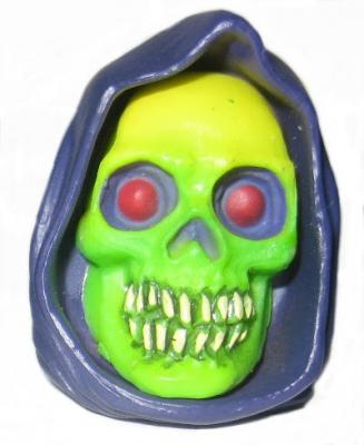 Skeletor alternate head