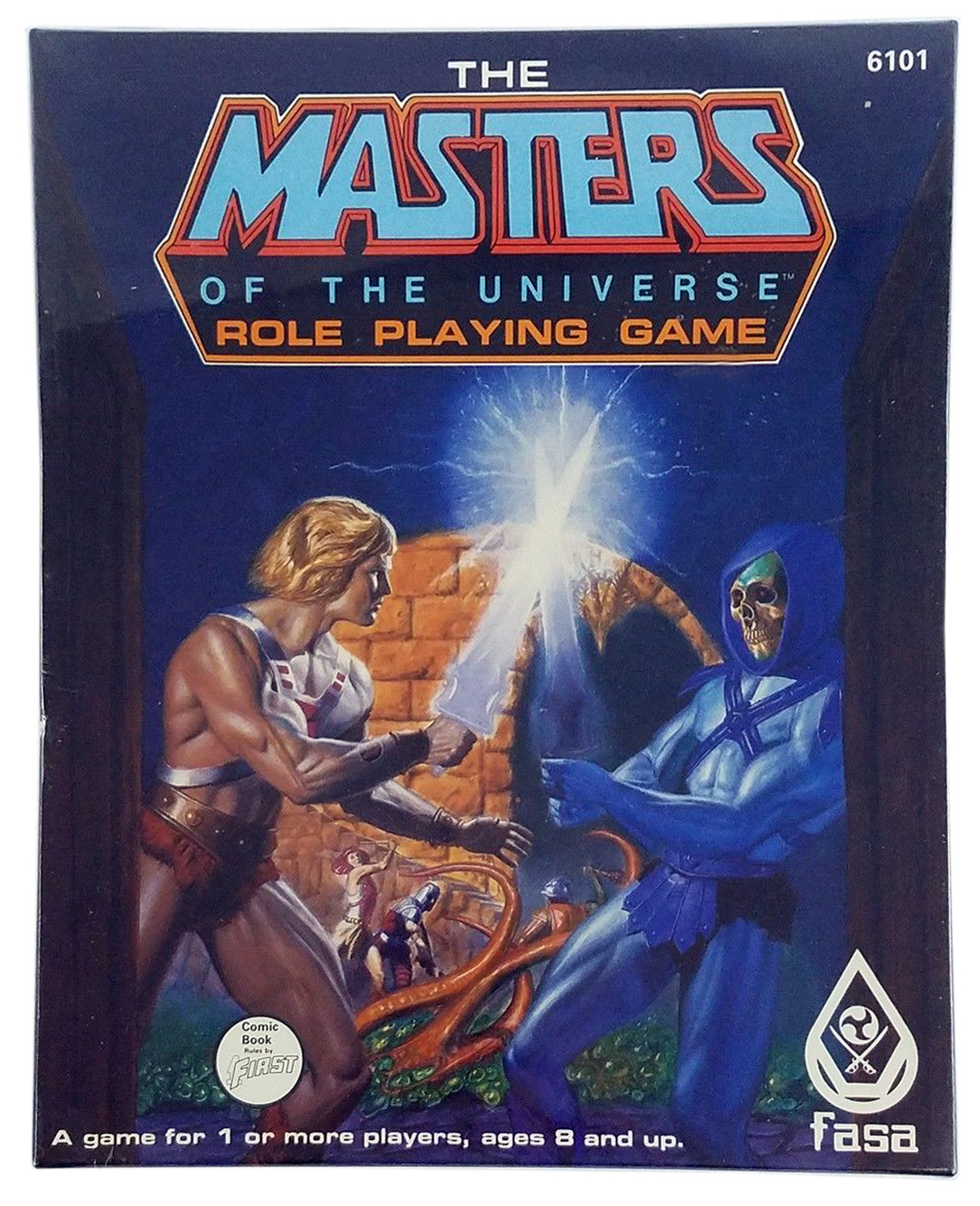 Masters of the Universe Customs - Figure Realm