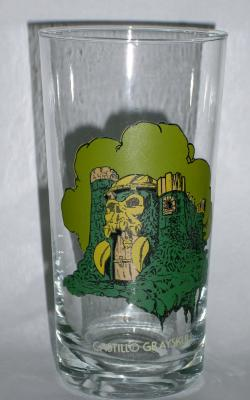 Glass - Castillo Grayskull