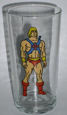 Glass - He-Man