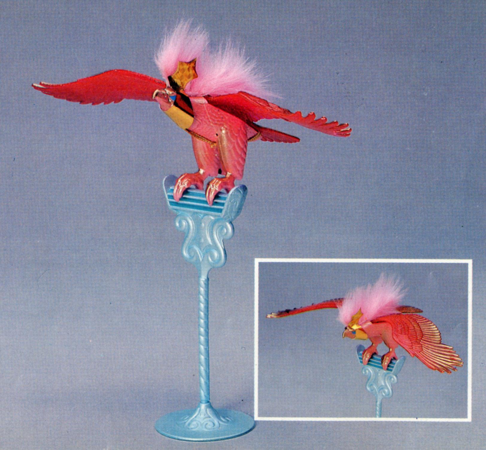 He-Man.org > Toys > Prototypes & Concept Art > Princess of Power > Glory  Bird