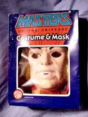 He-Man Costume Boxed