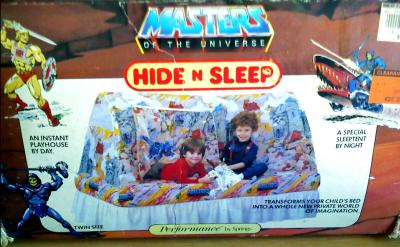 Hide N Sleep Box Front