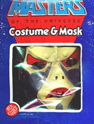 Hordak Costume Boxed
