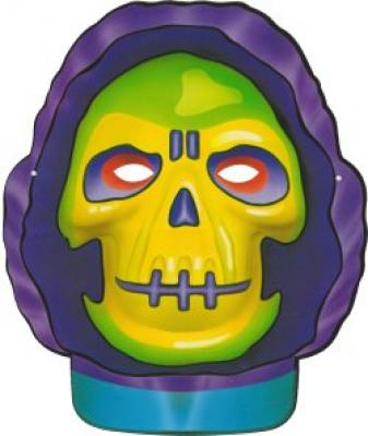 Side B: Skeletor