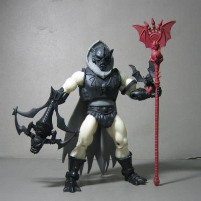 Hordak Test-Shot