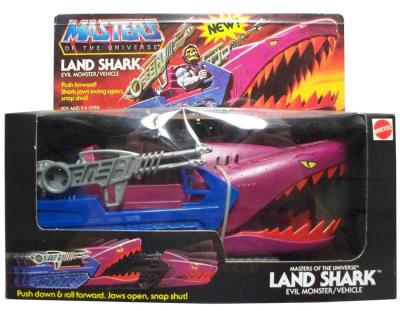 Land Shark - slightly different box