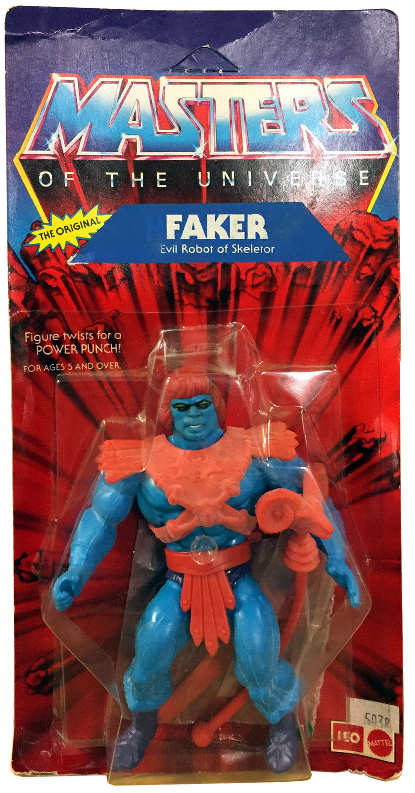 He-Man.org > Toys > International Collections > Masters Of The Universe -  India > Faker