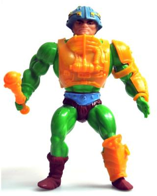 Man-At-Arms with mace