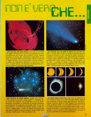 "Free gift: Dossier ""Magic Zoom"" - Stars and galaxies (Page 8)"