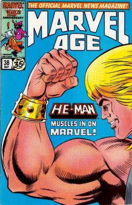 Marvel Age Issue 38