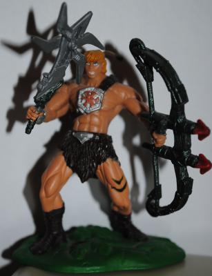 Mini Jungle Attack He-Man front