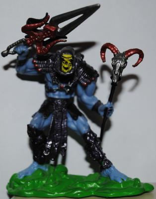 Mini Skeletor front