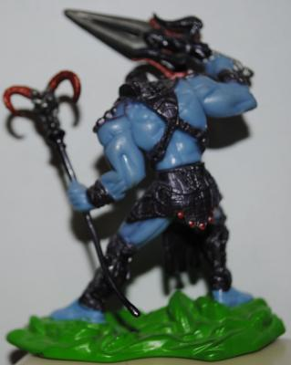 Mini Skeletor back