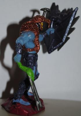 Mini Snake Armor Skeletor other side