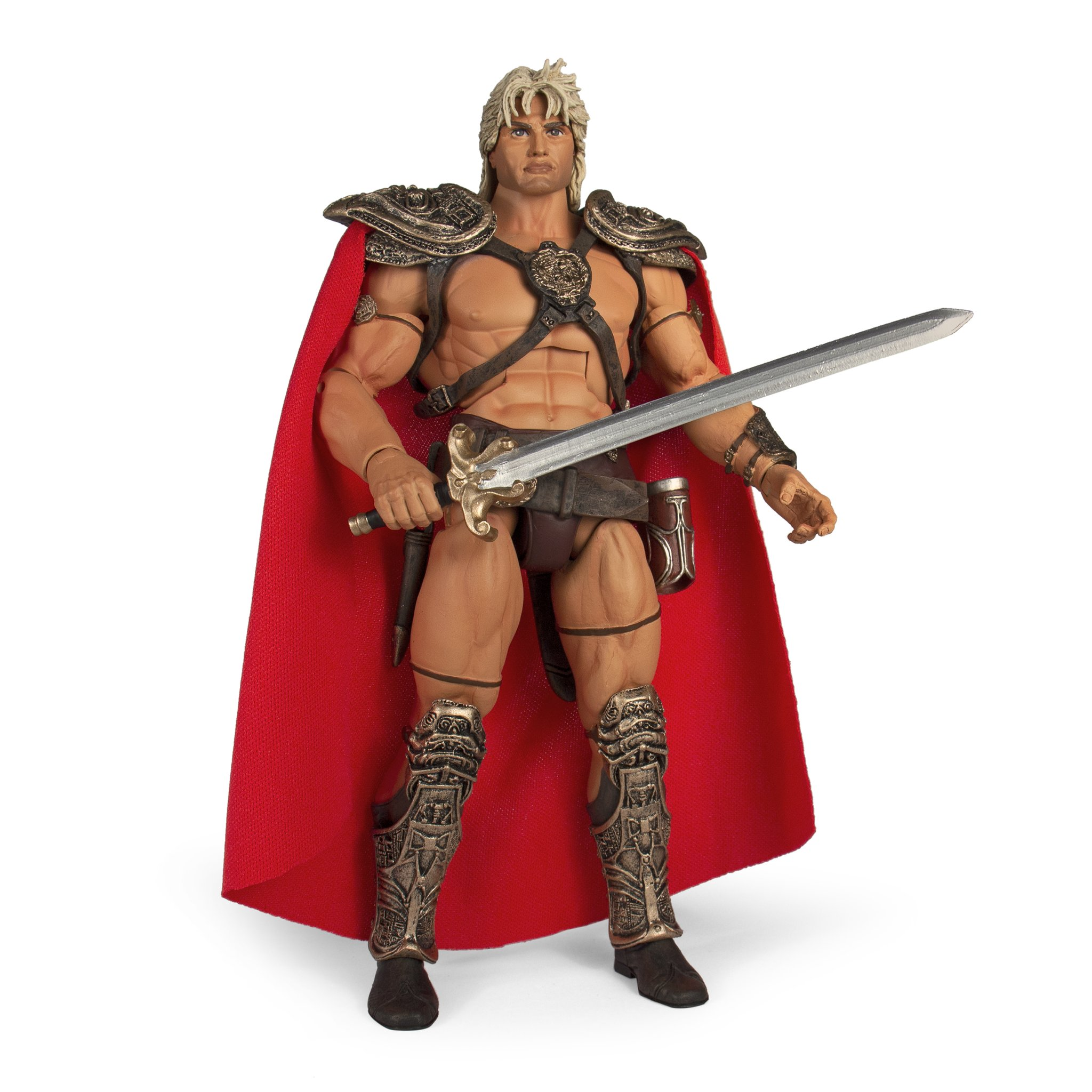 Masters of the Universe Classics William Stout Collection Rebel Leader He-Man