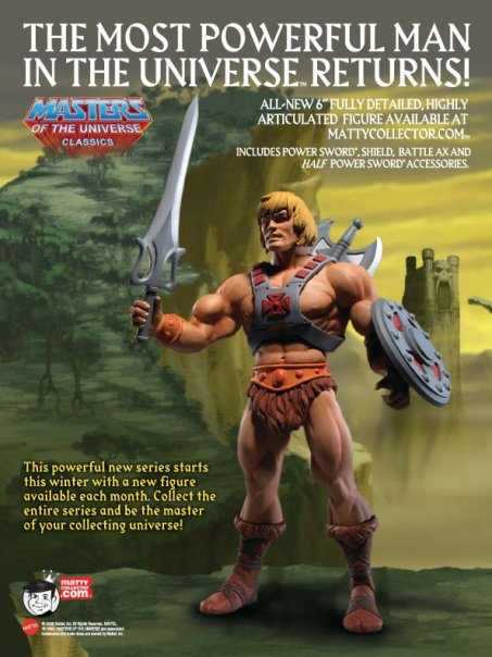 Video's van He man and the masters of the universe custom