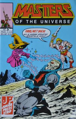 Juniorpress Masters Of The Universe #5