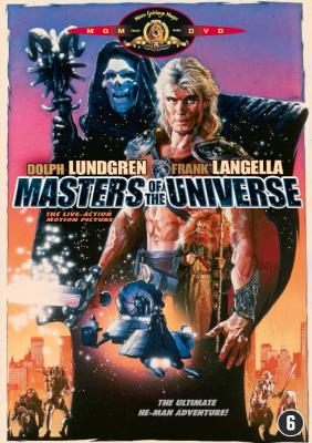 Masters Of The Universe movie 2006 dvd
