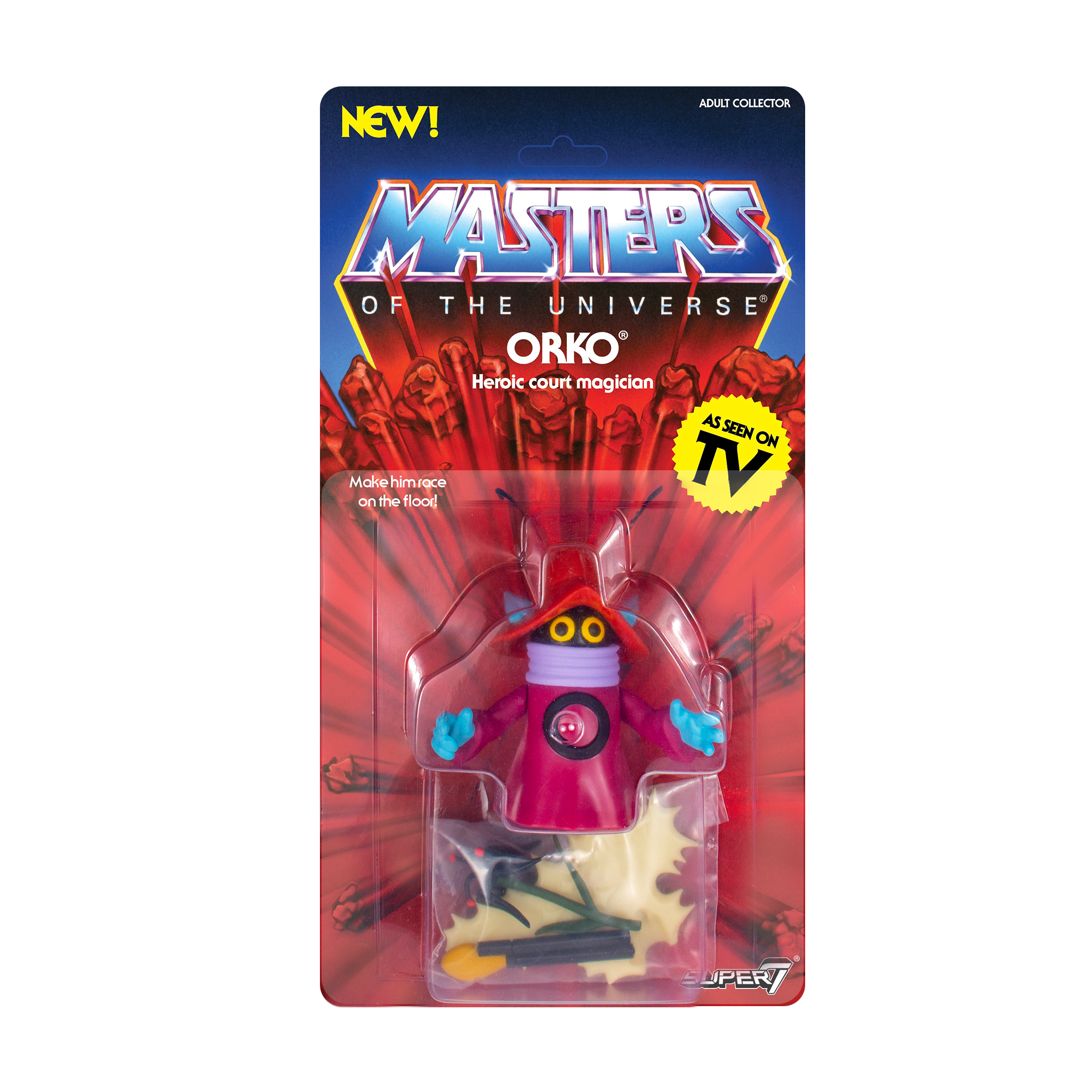 Orko Masters of the Universe, Super 7
