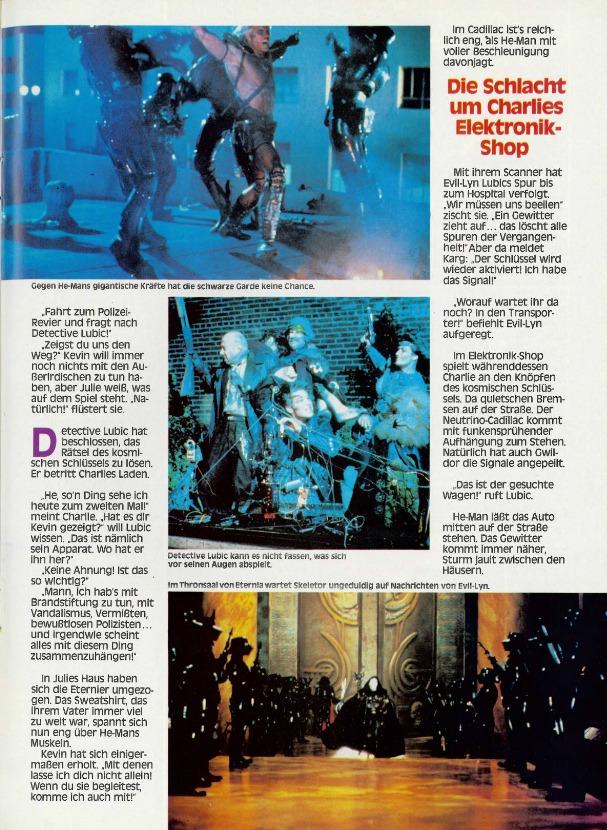 page de garde magazine