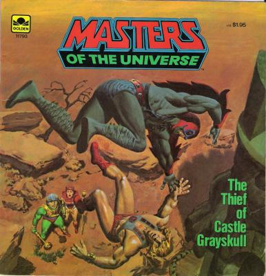 The Thief of Castle Grayskull
