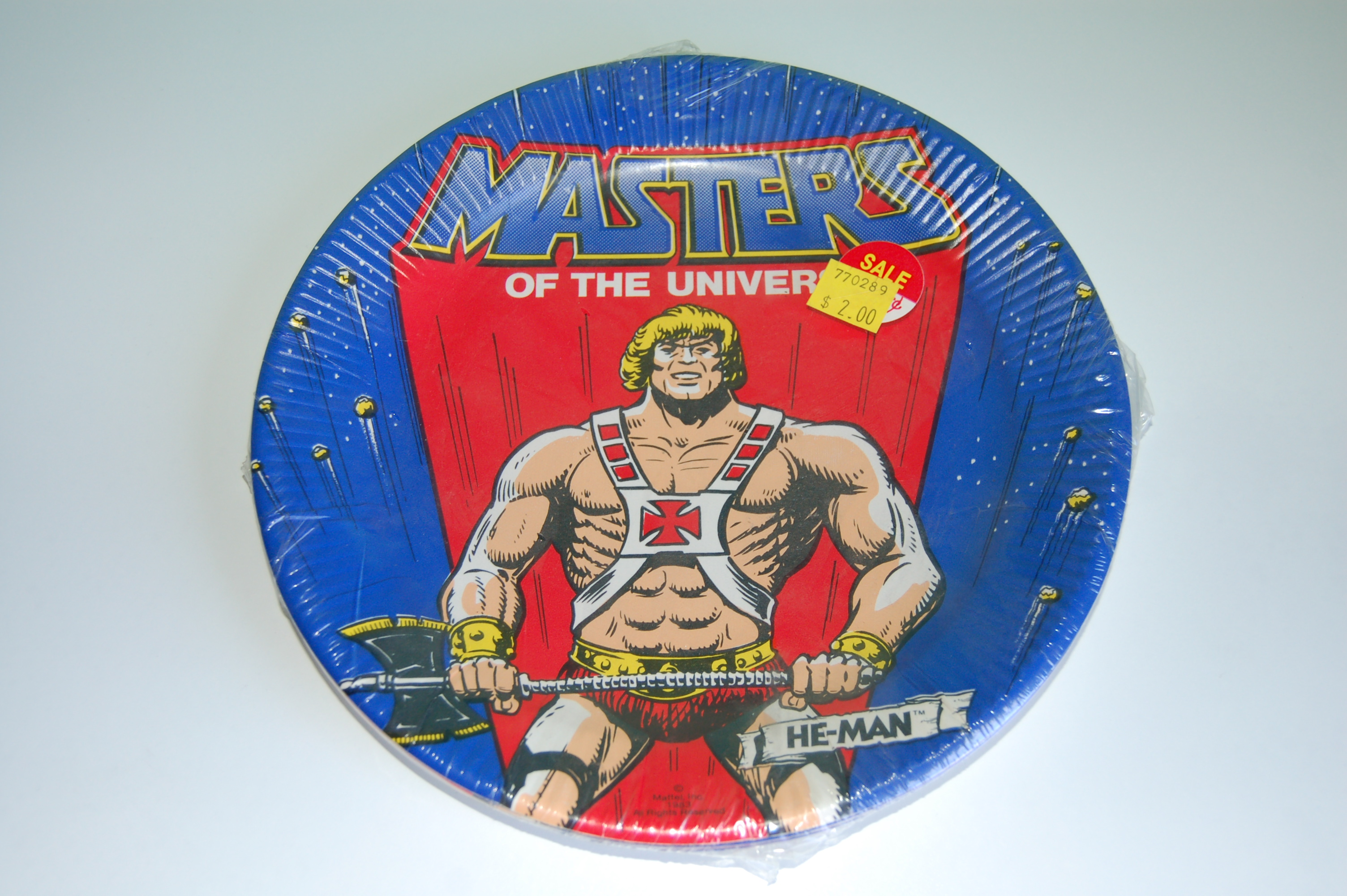 He Man Org Gt Merchandising Gt Party Favors And Invitations
