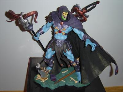 Skeletor Artist Proof